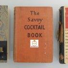 Eines der wohl begehrtesten Cocktailbücher - Harry Craddock,  The Savoy Cocktail Book - Original - Ausgabe 1930 - 1933 und nochmal die enlarged Edition 1933