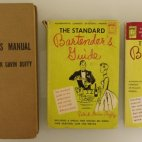 Patrick Gavin Duffy, Official Mixers Manuel, Standard Guide for Professional and Amateur  Bartenders, Cocktailbuch, The Standard Bartender Guide - Hardcover & Softcover