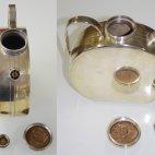 Cocktail Shaker von Janetti, ca. 1940